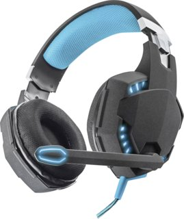 Trust Gaming - GXT 363 Hawk 7.1 Bass Vibration Headset