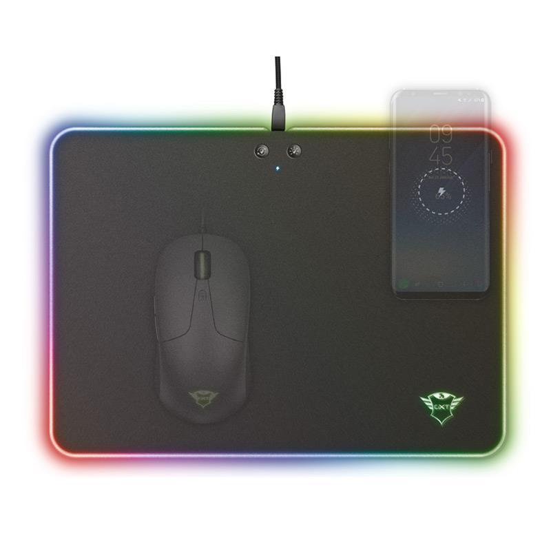 Trust Gaming - MousePad  GXT 750 Qlide RGB